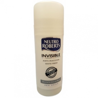 DEO STICK -NEUTRO ROBERTS Invisible, 40ml